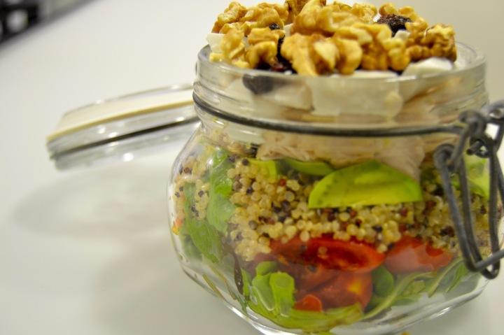 """""""Jam Jar Salads"""""""